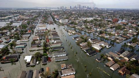 Hurrikan Katrina