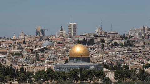 Alstadt von Jerusalem, Felsendom
