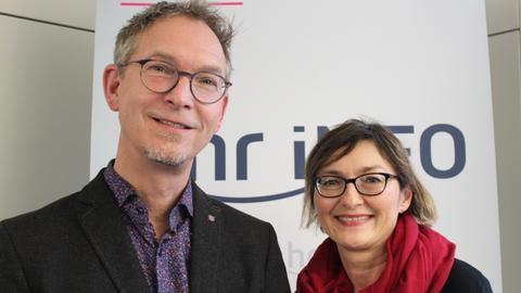 Daniel Nicolai mit Mariela Milkowa