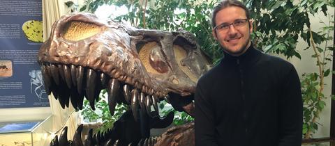Paläontologe Kai Jäger