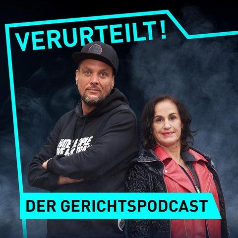 Heike Borufka und Basti Red