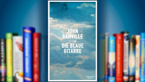 """Cover """"Die blaue Gitarre"""""""