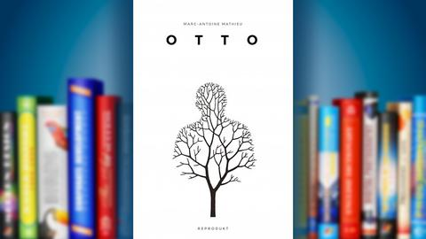"""Buchcover """"Otto"""""""
