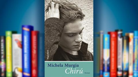 """Das Buchcover von """"Chirú"""""""