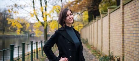 Autorin und Minimalistin: Anne Weiss