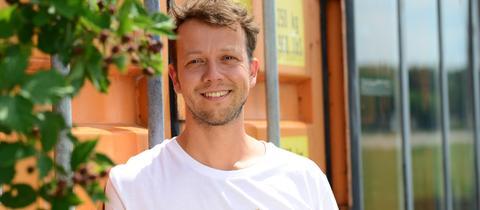 """""""Mein Grundeinkommen""""-Initiator Michael Bohmeyer"""