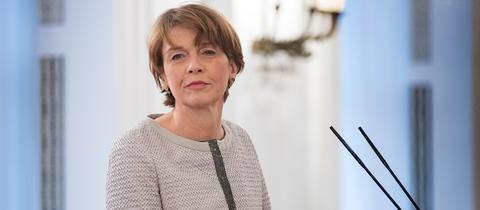 First Lady Elke Büdenbender