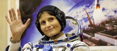 Fünf Jahre musste Astronautin Samantha Cristoforetti vor ihrem ersten Flug warten und trainieren.