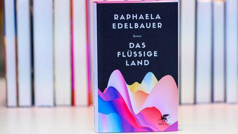 """Das Buch """"Das flüssige Land"""""""