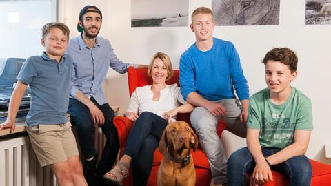 Friedlaender Familienfoto
