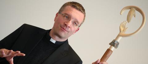 Der neue Bischof von Fulda Michael Gerber