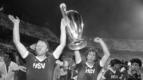 Horst Hrubesch 1983