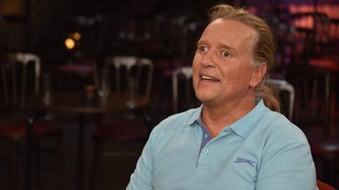 """Andy Holzer zu Gast in der WDT-Talkshow """"Kölner Sommer Treff"""""""