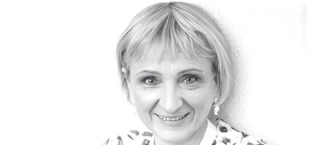 Die Autorin und ehemalige Rektorin Ingrid König