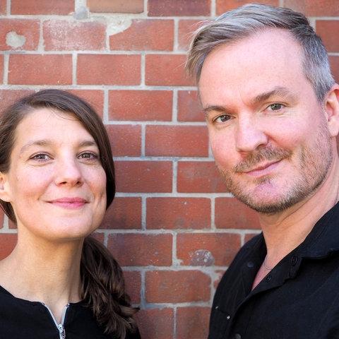 Julia Becker und Roland Rödermund