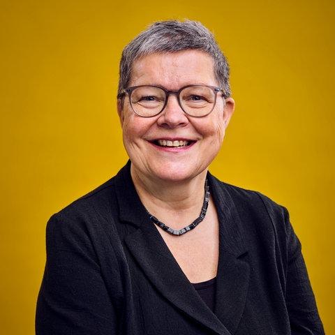 Kathrin Kunkel-Razum, Germanistin und Duden-Chefredakteurin