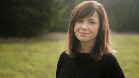 Die Schriftstellerin Kati Naumann