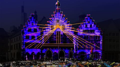 Luminale Rathaus