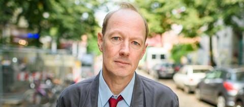 Die Partei-Politiker Martin Sonneborn