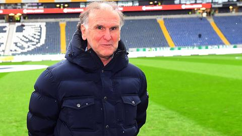 Ex-Eintrachtspieler Ronny Borchers