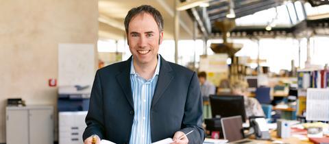 Thomas Gutberlet, Chef der Supermarktkette tegut