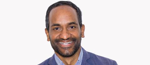 Dr. Umes Arunagirinathan, Herzchirurg und Autor