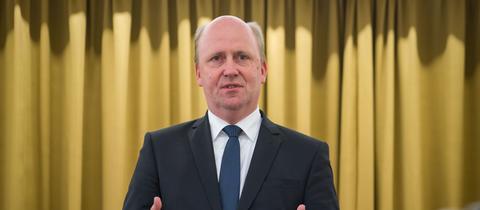 Uwe Becker, Antisemitismus-Beauftragter des Landes Hessen