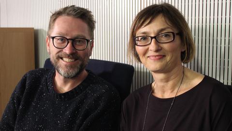 Jan Weiler und Mariela Milkowa