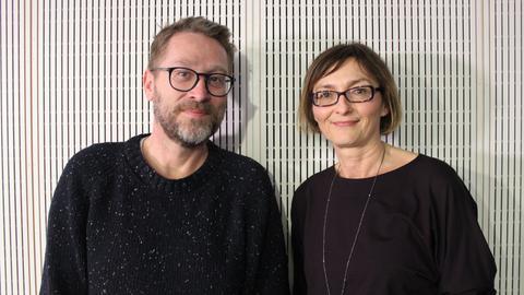 Jan Weiler mit Mariela Milkowa