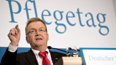 Pflegebevollmächtigter Andreas Westerfellhaus