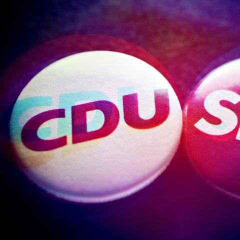 CDU SPD