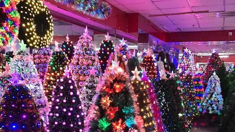 China Weihnachten Deko 2