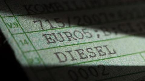 Diesel-Kompromiss