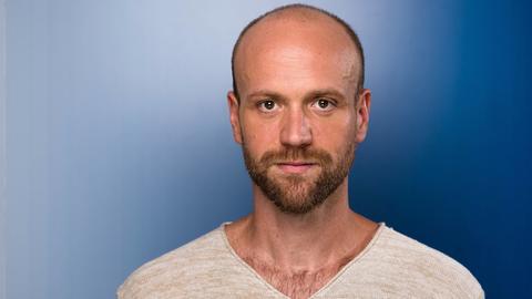 Der Schauspieler Moritz A. Sachs aka. Klaus Beimer