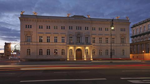 Die Repräsentanz der Bertelsmann-Stiftung in Berlin