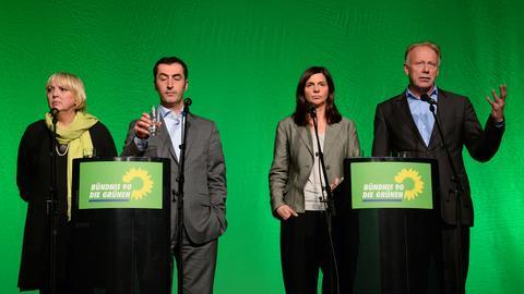 Grünen-Spitzen