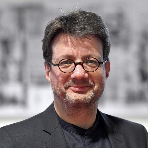 Thomas Kaspar, Chefredakteur der Frankfurter Rundschau
