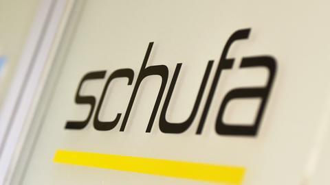 Das Logo der Schufa