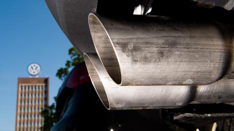 dpa VW Dieselgate