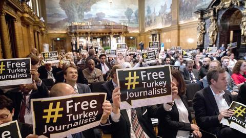 Free Turkey Journalists