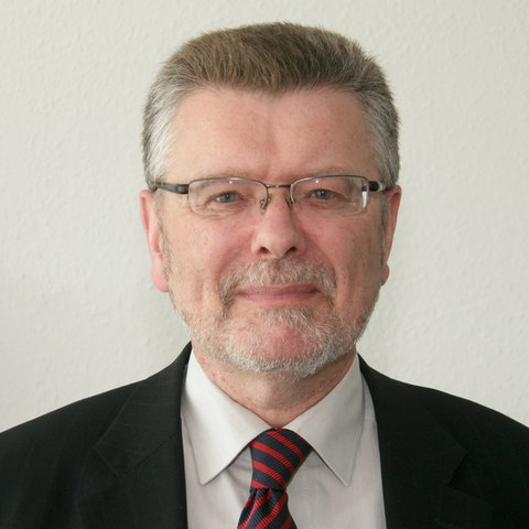 Gerhard Wegner, Direktor des Sozialwissenschaftlichen Instituts der EKD