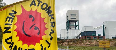 Atomkraftgegner demonstrieren in Gorleben