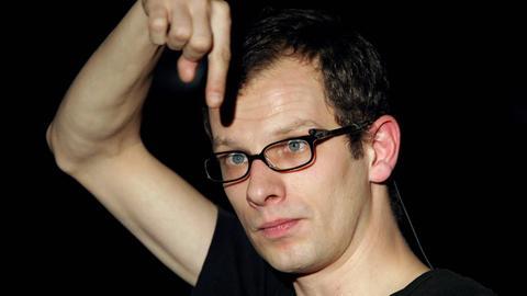 Kabarettist Severin Groebner
