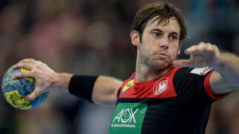 Handball-Nationalspieler Uwe Gensheimer