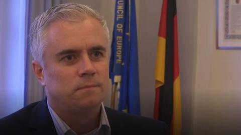 Daniell Bastian, Bürgermeister von Seligenstadt