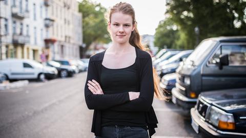Die CDU-Politikerin Jenna Behrends