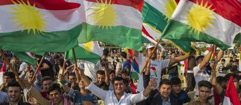 Kurden im Irak