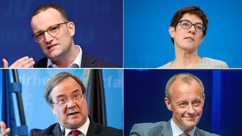 Mögliche Nachfolger für Angela Merkel