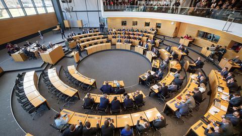 Thüringen Landtag