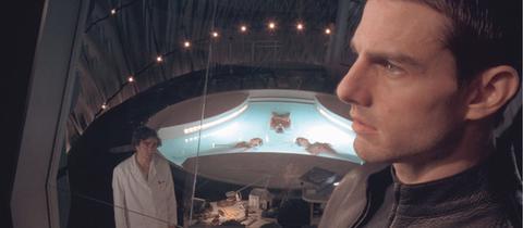 "Tom Cruise in ""Minority Report"""